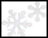 Craft           Stick Snowflakes  : Crafts Activities with Woodsies