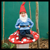 Tricky    Gnome on Toadstool
