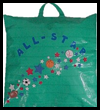 Duct    Tape Stadium Seat