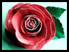Make    a Duct Tape Rose