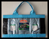 Make    a Recycled Coffee Bag/Duct Tape Purse