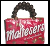 Malteser       Wrapper Clutch Purse