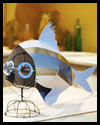 Halloween    Anchovy Headpiece