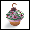 Edible   Ornament Cupcake