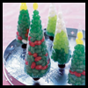 Jelly   Bean Christmas Trees