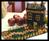 Edible   Haunted House