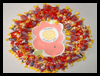 A   Candy Wreath
