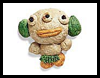 Mini   Bread Monsters -