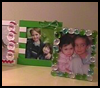 Photo Frames from CD Boxes