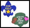 Scout   Recognition Magnets