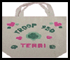 Girl   Scout Tote