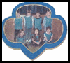 Girl   Scout Wooden Plaque with Photo