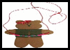 Brownie   Bear Name Necklace