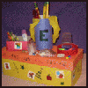 How to Make a School Supply Box Craft Idea for Kids