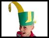 Jurassic Hat Crafts