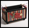 Festive    Christmas gift Boxes   : Make Gift Boxes Crafts for Children