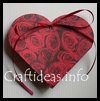 Paper    Heart gift Boxes  : Making and Folding Paper Gift Boxes