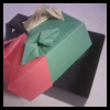 How    to Make Origami gift Boxes  : Paper Folding Gift Box Models