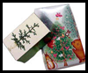 Christmas    Card Boxes  : How to Make Gift Boxes Instructions for Kids