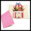 Pop-up   Card (Sweets-box)