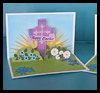 Pop-Up   Easter Greeting Card Craft Project