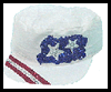 Patriotic   Caps Making Easy Instructions