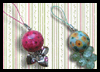 Funky   Cell Phone Charms