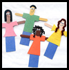 Freedom    Friends Puppets to Make for Martin Luther King Day