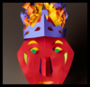 Hang-It-Up Máscaras Mini: ideas para hacer máscaras para niños