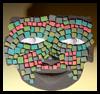 Máscaras aztecas del mosaico: Máscaras para para niños
