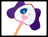 Heart-Shaped máscaras de animales: Lograr que las ideas Máscaras para niños