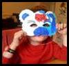 Manualidades Animales Máscara: Máscaras para para niños