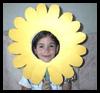 Artesanía Flor Máscara: ideas para hacer máscaras para niños