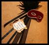 Misteriosas Invitaciones Masque: Tutoriales confección de máscaras