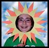 Sunshine Artesanía Máscara