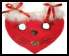 Las máscaras del corazón: Lograr que las ideas Máscaras para niños