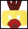 Máscaras de pollo: Cómo dar instrucciones Máscaras