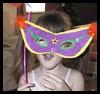 Máscaras del carnaval: Tutoriales de confección de máscaras