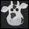 Máscaras fresco de vaca: ¿Cómo dar instrucciones Máscaras