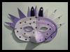 Cómo hacer un Máscaras de Halloween: Haga su propia máscara de Artesanía