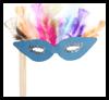 Mascarada Máscaras: Tutoriales de confección de máscaras