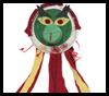Dragón Máscaras: Cómo dar instrucciones Máscaras