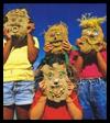 Las máscaras de arena