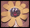 Sunflower Paper Plate Craft