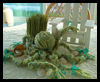 NO-SEW   Easy to Make Yarn Crafts - Sea Octopus