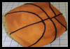 Free   Pattern and Diretions to Sew a Basketball Pillow