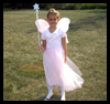 Fairy   Princess Costumes  : Pantyhose Crafts Ideas for Children