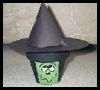 Witch   Candy Holder Craft