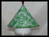Make   a Paper Cone Christmas Tree