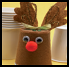 Paper   Cup Reindeers  : Fun Activities with Paper Cups for Kids